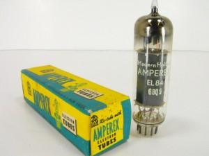 Amperex 6BQ5-EL84 D-getter