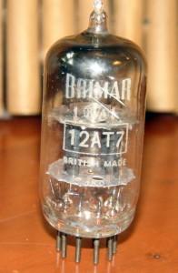 Brimar 12at7 D-getter