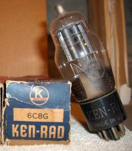 Ken-Rad 6C8G Round Plates