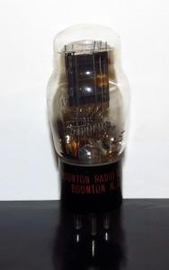 Boonton 102A/Type 45 Black Plates