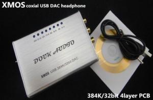 Leaf/Dovk Audio 384-32 DAC