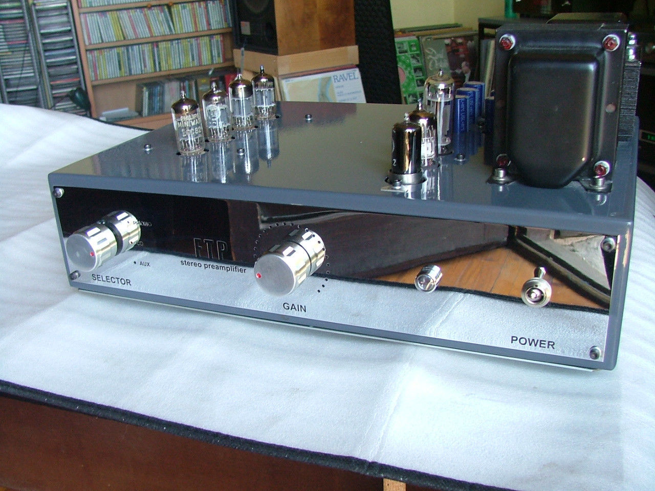 Ecc88 Based Hampton Tube Preamplifier Ftp Full Maze 1
